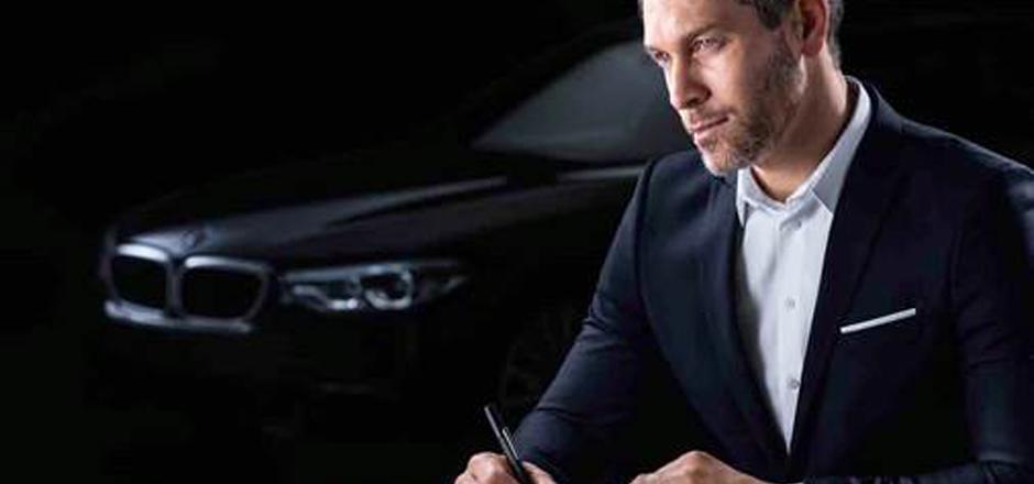 BMW Lifestyle lança Moleskine