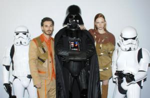 Darth Vader na SPFW