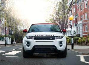 Range Rover Evoque London Edition