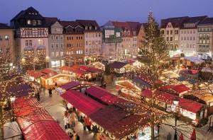 Feira de Natal - Alemanha