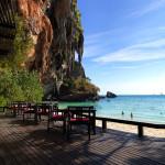 Lua de Mel | Rayavadee Resort | Krua Phranang Deck