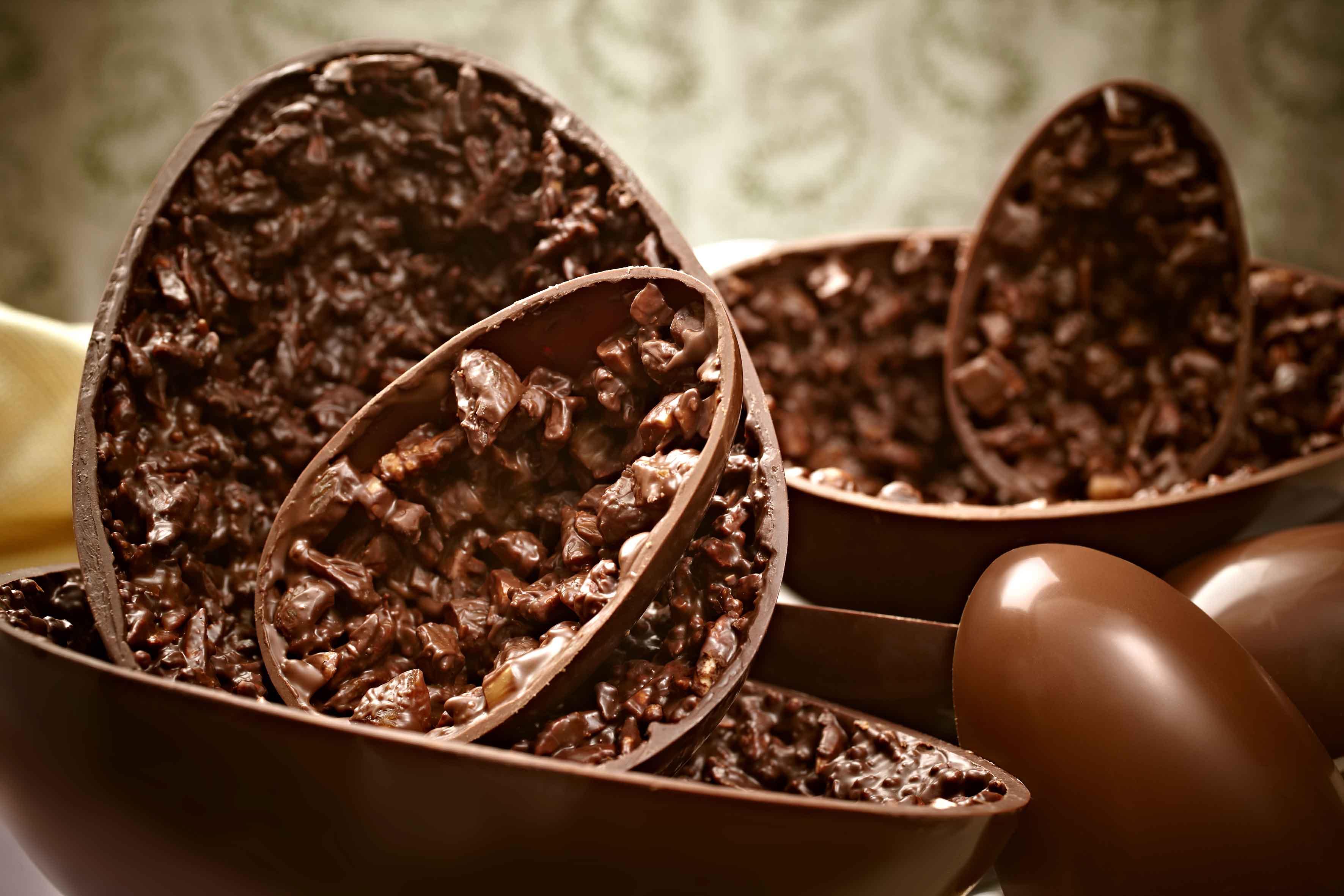 Páscoa: chocolate amargo, ao leite ou branco?