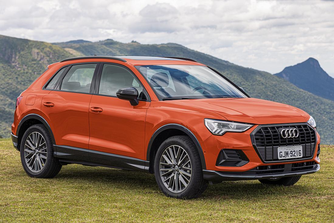 Novo Audi Q3: design, conforto e tecnologia para ser referência do segmento