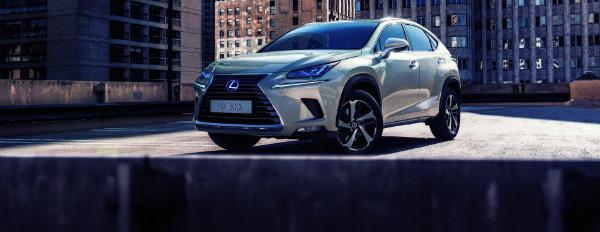 Lexus tem crescimento de 55% em 2019 no País, o maior entre as marcas de luxo