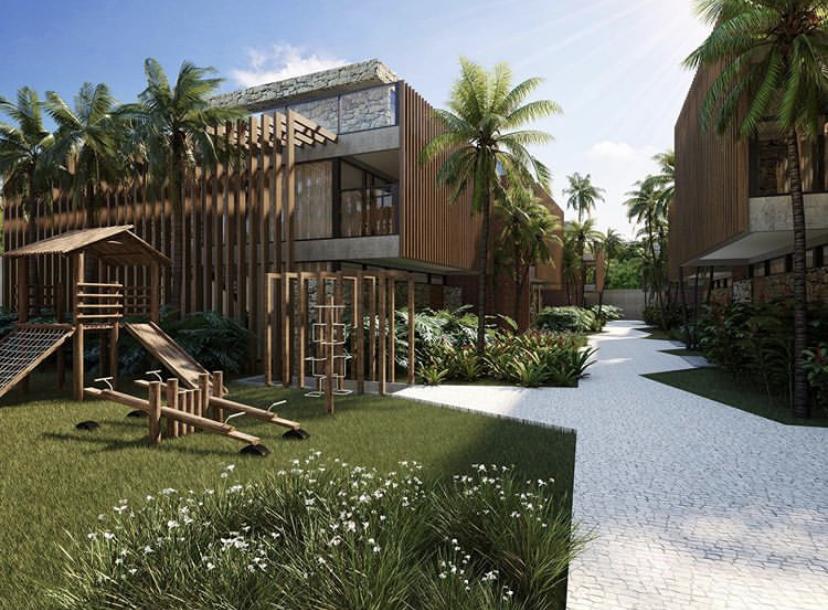 Luxury and Healthy Living somadas a construção de alto padrão