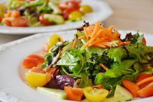 Quatro opções de saladas saborosas